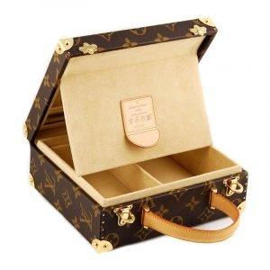 LOUIS VUITTON Takashi Murakami Limited Edition Hands Jewellery Box