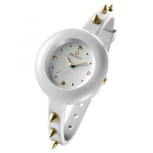 OPS orologio OPS!Studs bianco