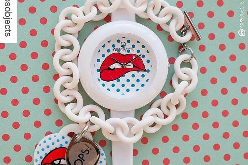 A Pop-Art Bracelet